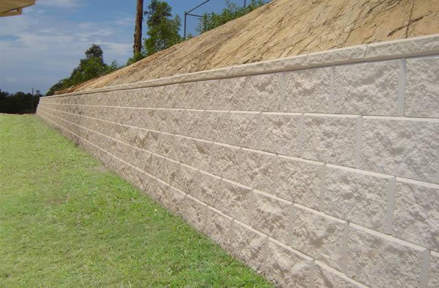 Keystone, Vertica, Heron & Tasman Block Retaining Walls
