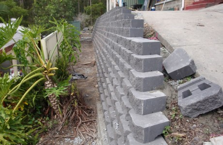 Australian Retaining Walls Concrete Retaining Walls