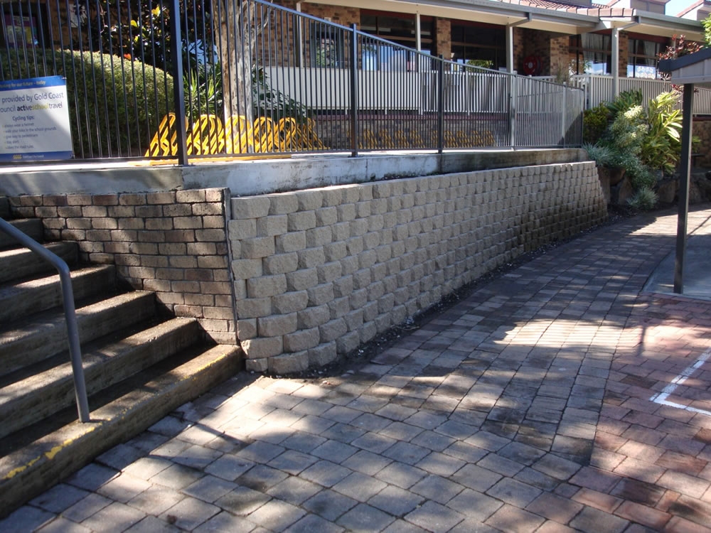 Australian Retaining Walls Windsor Concrete Block