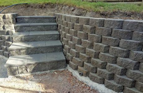 Australian Retaining Walls Windsor Amp Keystone Garden